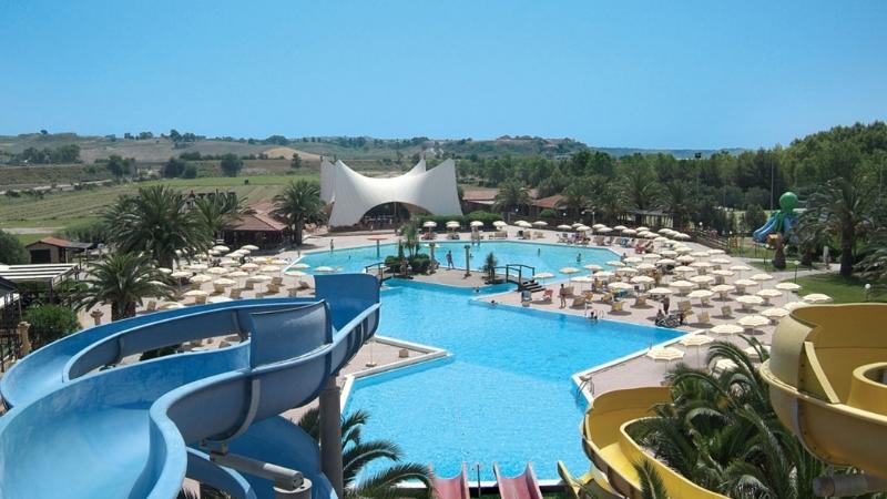 Villaggio Voi Arenella Resort